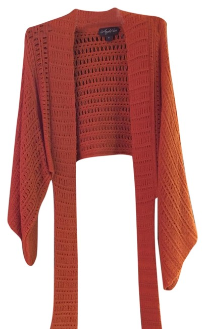 Angel Hair Cashmere Cardigan Casual Sweater Image 6