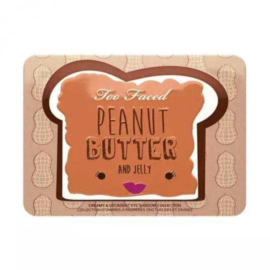 Too Faced Yummy Peanut Butter & Jelly Eyeshadow Palette Image 5