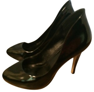 BCBGeneration Patent Black Patent Pumps