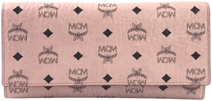 MCM MCM Visetos Flap Large Trifold Wallet