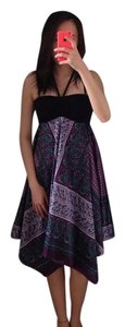 Vero Moda short dress Purple on Tradesy