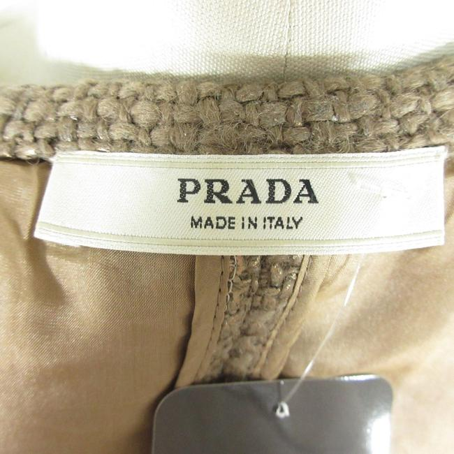 Prada Ombre Fade Skirt Suit Image 8