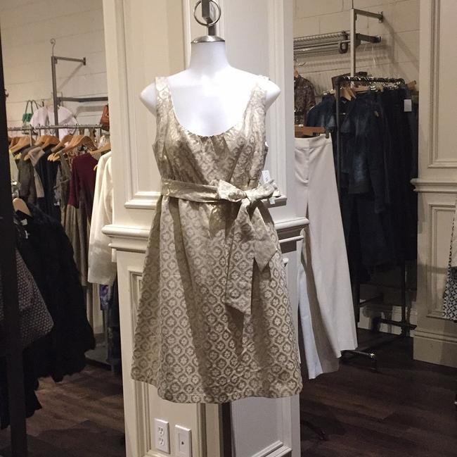 Preload https://img-static.tradesy.com/item/22382116/gold-15797-mid-length-cocktail-dress-size-10-m-0-0-650-650.jpg