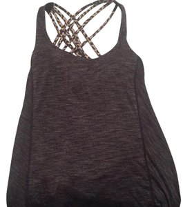 Lululemon Top Grey