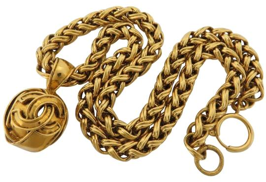 Preload https://img-static.tradesy.com/item/22382912/chanel-gold-vintage-coco-chain-necklace-0-10-540-540.jpg