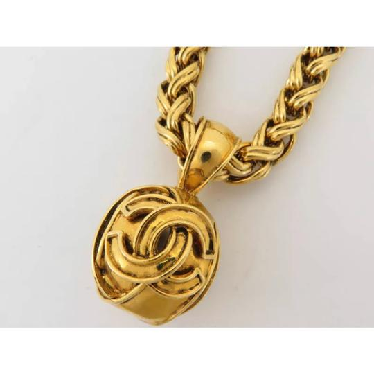 Chanel Chanel vintage coco chain necklace Image 2