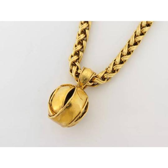 Chanel Chanel vintage coco chain necklace Image 4