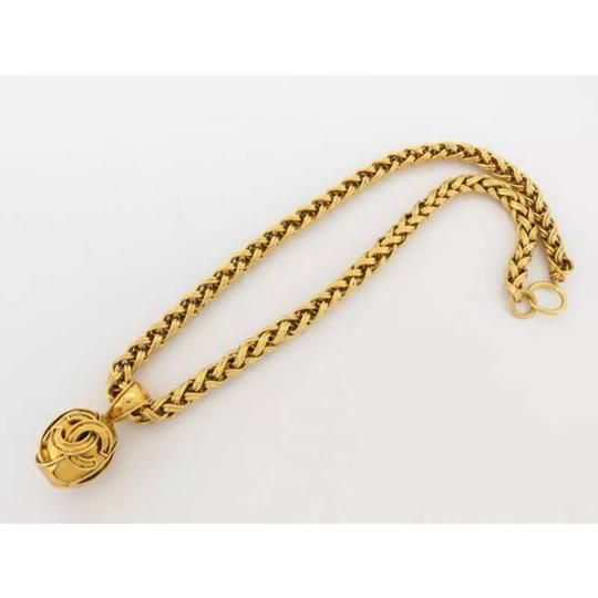 Chanel Chanel vintage coco chain necklace Image 7