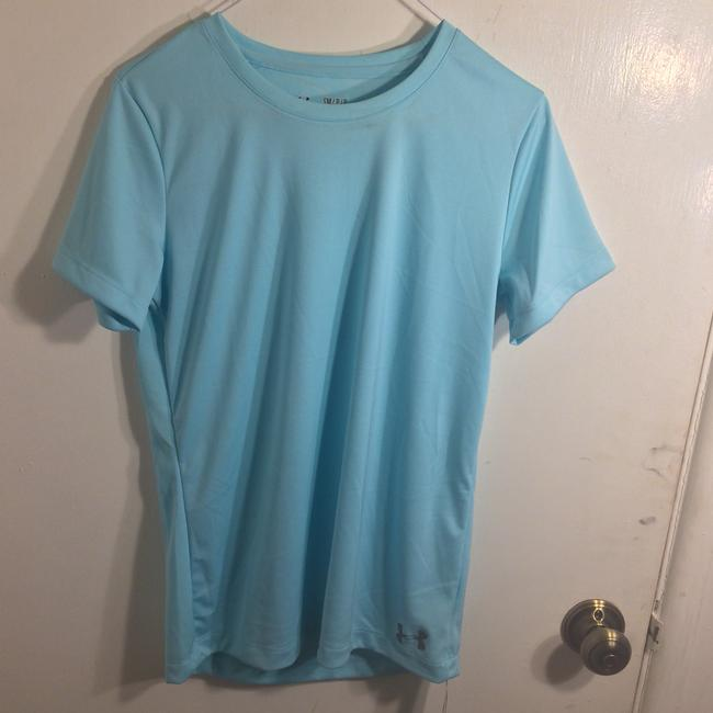 Preload https://img-static.tradesy.com/item/22382931/under-armour-blue-workout-t-shirt-activewear-top-size-6-s-0-0-650-650.jpg