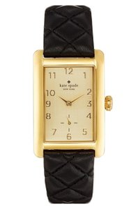Kate Spade Cooper Quilted Watch