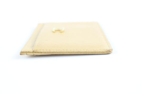 CHANLE Card Case Card Wallet Card Holder Organizer Wallet Wristlet in Beige Image 10