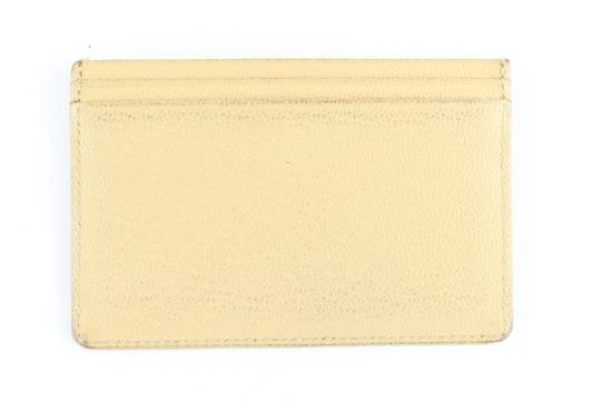 CHANLE Card Case Card Wallet Card Holder Organizer Wallet Wristlet in Beige Image 3