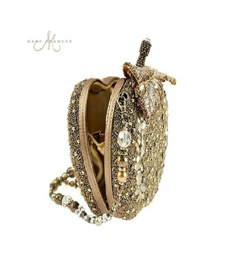 Mary Frances Golden Clutch Image 2
