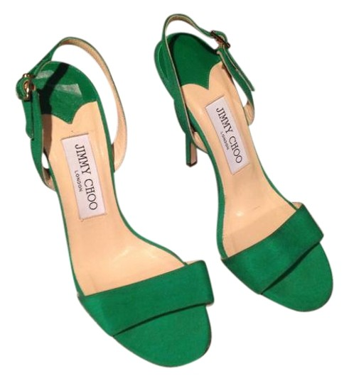 Preload https://img-static.tradesy.com/item/22383984/jimmy-choo-green-sandals-size-us-55-narrow-aa-n-0-1-540-540.jpg