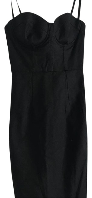 Marciano Black P9170002500 Short Cocktail Dress Size 2 (XS) Marciano Black P9170002500 Short Cocktail Dress Size 2 (XS) Image 1