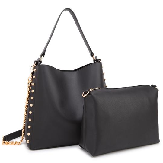 Preload https://img-static.tradesy.com/item/22384824/anais-gvani-bags-2-in-1-with-matching-accessory-black-faux-leather-hobo-bag-0-0-540-540.jpg
