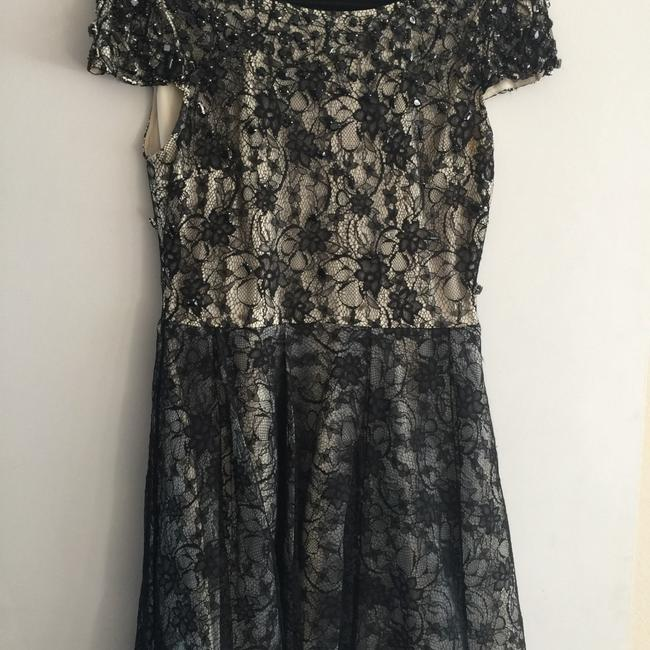 Alice + Olivia short dress Black on Tradesy Image 2