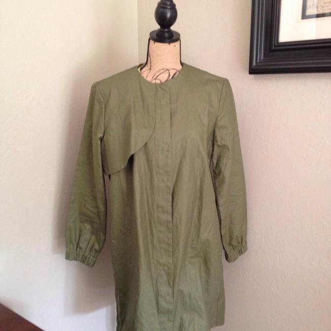 Item - Green Coat Size 8 (M)