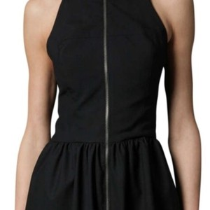 Nomia short dress black on Tradesy