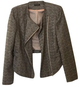 Miss Selfridge pink and grey Jacket
