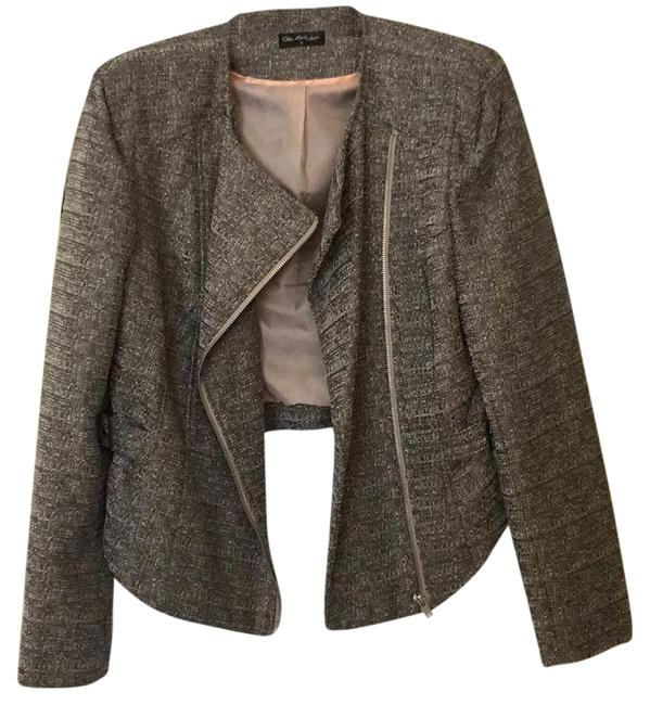Item - Pink and Grey Jacket Size 6 (S)