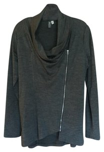 Ibex Made In The Usa Flattering Stylish Merino Wool Non Itch Cardigan