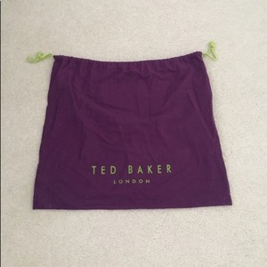 Ted Baker ted baker dust bag