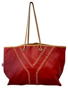 Saint Laurent Tote in Red - item med img