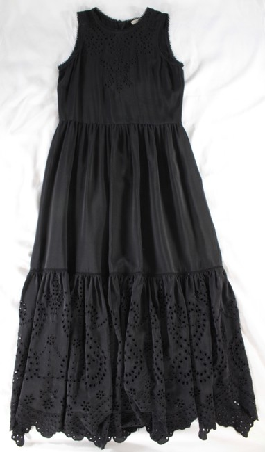 Ulla Johnson Silk Eyelet Dress