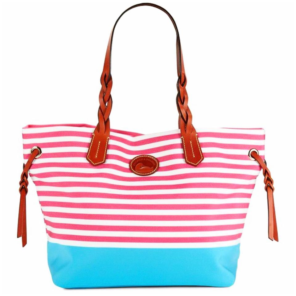 Pink Dooney & Bourke Totes - Up to 90% off at Tradesy