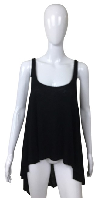 Other Shirt High Low Top Black