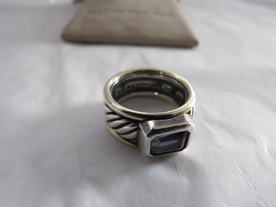 Cable Classics Band Ring With K Gold