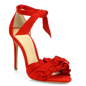 Alexandre Birman Red Sandals