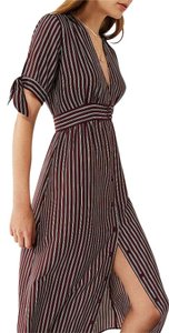 Burgundy Maxi Dress by Urban Outfitters