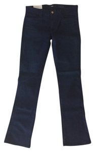 7 For All Mankind Chic Boot Cut Jeans-Dark Rinse