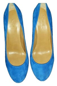J.Crew Royal Blue Pumps