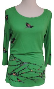 Etcetera T Shirt Bright Green