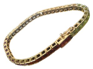 14 K RAINBOW BRACELET (PRICE REDUCED)