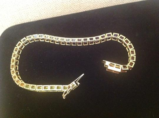 """Other """"RESERVED FOR MARY"""" 14 K RAINBOW BRACELET (PRICE REDUCED)"""