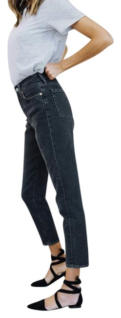 Item - Dee Dee Distressed Wedgie Icon Coyote Desert Straight Leg Jeans Size 24 (0, XS)