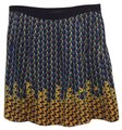 Marc by Marc Jacobs Royal Multi Swing Skirt Size 6 (S, 28) Marc by Marc Jacobs Royal Multi Swing Skirt Size 6 (S, 28) Image 1