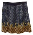 Marc by Marc Jacobs Royal Multi Swing Skirt Size 6 (S, 28) Marc by Marc Jacobs Royal Multi Swing Skirt Size 6 (S, 28) Image 6