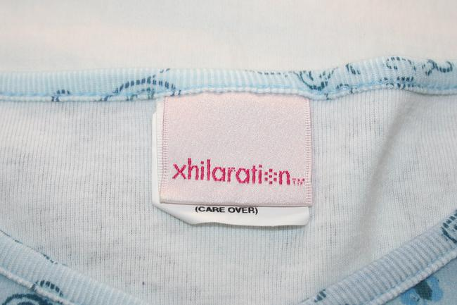 Xhilaration Top Blue