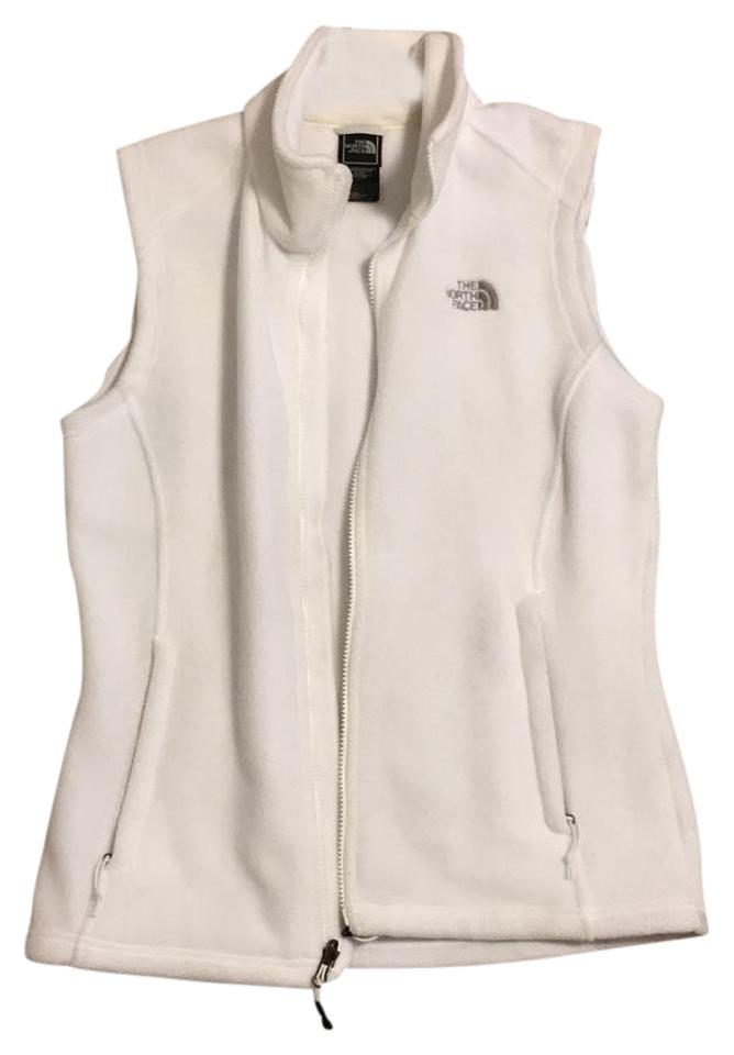 89b6c0687 White Women's Fleece Vest