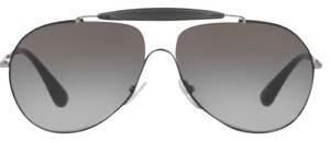 Prada Prada lightweight Aviator sunglasses