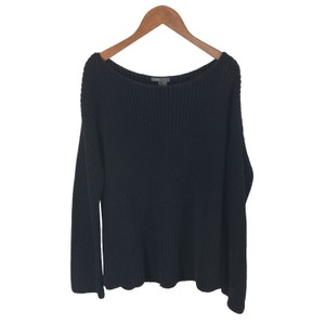 Vince Knit Cotton Fall Long Sweater