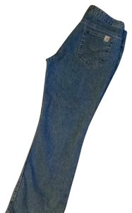 Carhartt Boot Cut Jeans-Light Wash