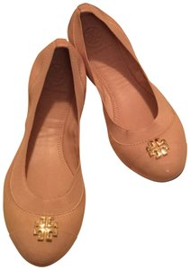 Tory Burch Clay Pink Flats