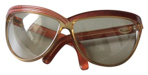 7f713bc644 Orange Dior Sunglasses - Up to 70% off at Tradesy