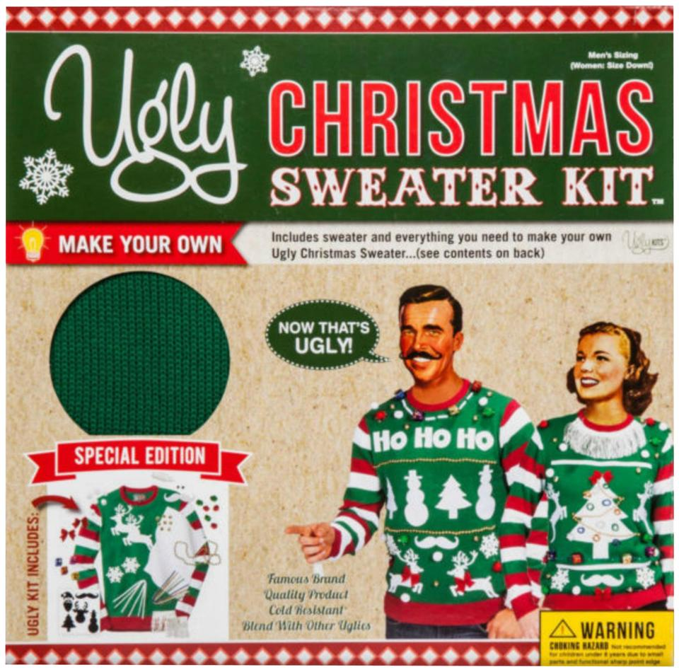 Target Ugly Christmas Kit Special Edition Red White Mens Small Green